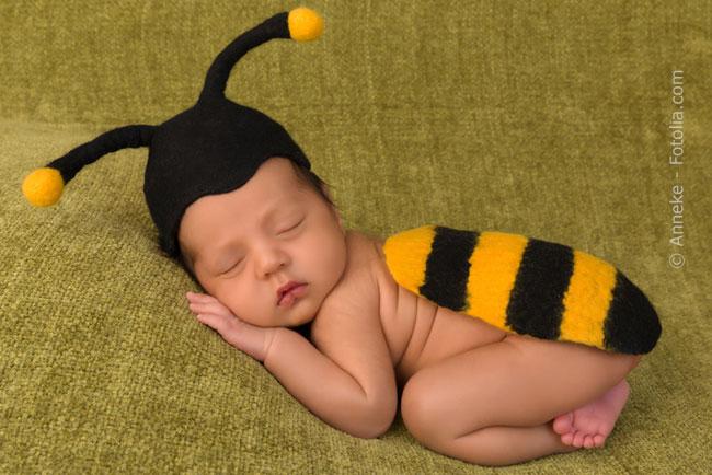 5 Sofort-Hilfen bei Bienenstichen und Wespenstichen