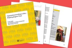 Kostenloses Handbuch zur Organisationsentwicklung von Kitas