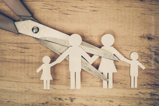 Scheidung und jetzt? Was passiert mit dem Kind in der Kita?