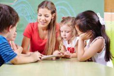 Tipp zum Vorlesen: Kinderbücher verhindern Mobbing