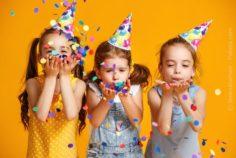 Die perfekte Geburtstagsfeier für Kinder in der Kita