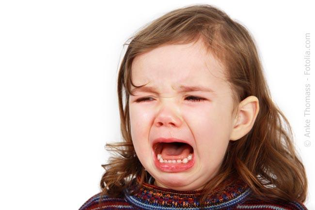 6 Tipps, wie man weinende Kinder zum Lachen bringt