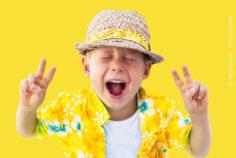 Kita-Kinder erzählen von ihrem Urlaub