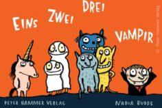 1, 2, 3 Vampir –das Kinderbuch zum Lernen und Raten