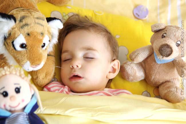 Kann jedes Kind schlafen lernen?